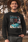 The Journey Of Life Is Sweeter Sweatshirt