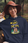 Home Is Where The Cats Are...Personalized Hoodie
