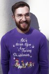 We Wish You Furry Christmas Sweatshirt