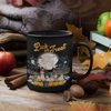 Lick or Treat Customized Halloween Dog Lovers Mug