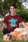 Customized Pupsicle Tee For DogLovers