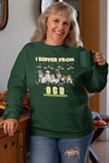 OCD - Personalized Sweatshirt For Dog Lover