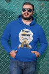 Straight Outta Heaven Personalized Hoodie