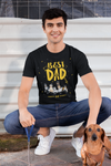 Customized Best Dad Tee (PAWdad special)