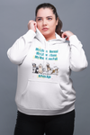 My Life Was Normal Hoodie For Pet Lovers