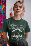 This Home Is Filled With Wagging Tails And Love... Tee For Dog Lovers