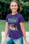 Feeling Pawfect Personalized Dog Mom Tee