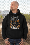 No Tricks Only Treats Customized Dog Lovers Hoodie