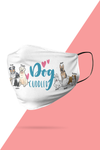 Customized Dog Cuddler Mask