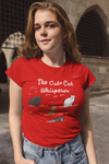The Cute Cat Whisperer Personalized Tee