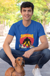 Personalized Superdad Dog Tee