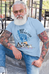 Best Dog Dad Ever Customized Tee