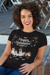 Happy Halloween Personalized Tee For Dog Lovers