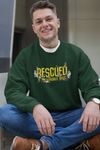 Rescue Is My Favorite Breed Customized Sweatshirt For Dog Lovers