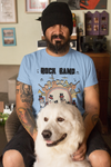 Personalized Rock Band Dog Mom Tee