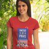 United By Paws Personalized Tee For Dog Lovers