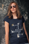 Scrabble Designed Tee For Pet Lovers