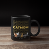 Cat Mom Customized Mug