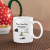 The Cute Cat Whisperer Personalized Mug