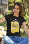 My IPawed Personalized Dog Mom Tee