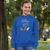 Customized Easily Distracted By Cats & Books Hoodie
