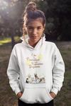 I'm A Pawsitive And Pawsome Dog Lovers Hoodie