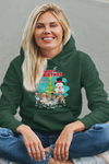 Merry Christmas Furry Family Hoodie For Dog Lover
