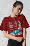 The Journey Of Life Is Sweeter Tee