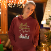 Customized Merry Christmas Hoodie Dog Lover