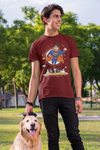 Super Dad Customized Tee For Dog Lovers