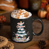 Magical Christmas Customized Dog Lover Mug