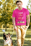 If I Had My Life.... Customized Tee For Dog Lovers