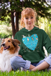 Leashes And Bones Customized Hoodies For Pet Lovers