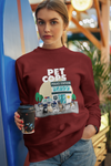 Pet Cop Personalized Dog Mom Sweatshirt