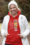 Picture Perfect Furry Family Hoodie For Dog Lovers