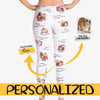 All Over Print Legging For Dog Lovers With Their Hashtag Names