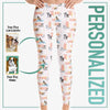 Classic All Over Print Furry Family Leggings