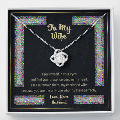 To My Wife - Remain In My Heart - Necklace