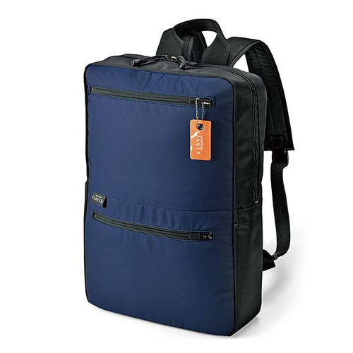 BAGGEX D3O Backpack-Navy Blue