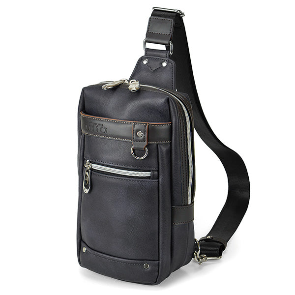 GALLANT Shoulder Bag-Black