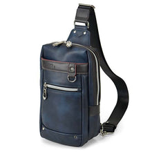 Load image into Gallery viewer, GALLANT Shoulder Bag-Navy Blue