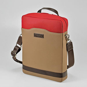 UNOFUKU Shoulder Bag-Red