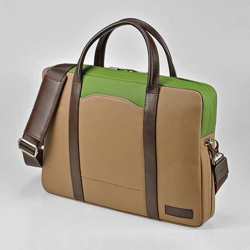 UNOFUKU Briefcase-Green
