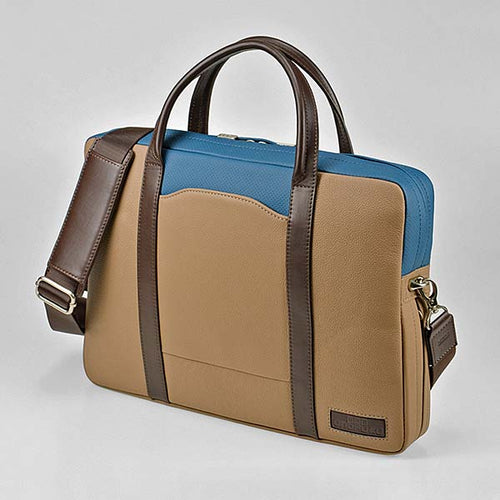 UNOFUKU Briefcase-Blue