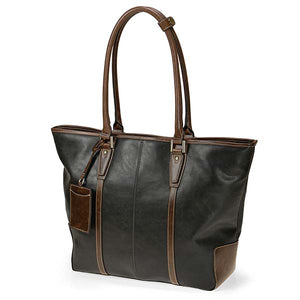 TREASURE Tote Bag-Black