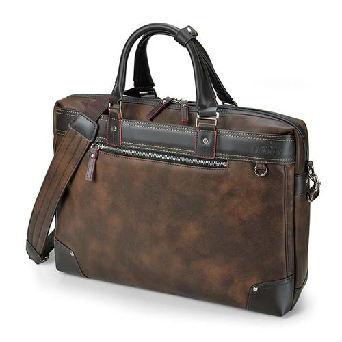 GALLANT Briefcase-Dark Brown