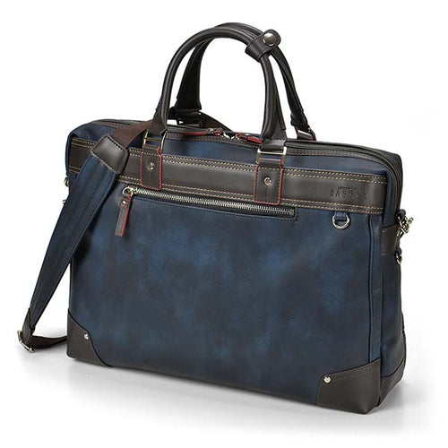 GALLANT Briefcase-Navy Blue
