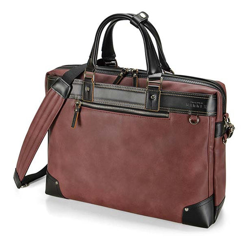 GALLANT Briefcase-Burgundy