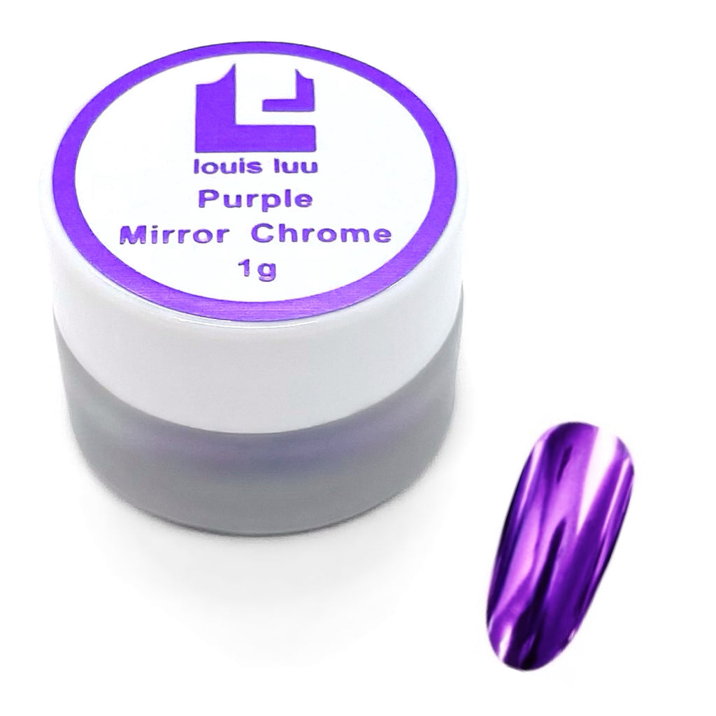 Purple- Mirror Chrome