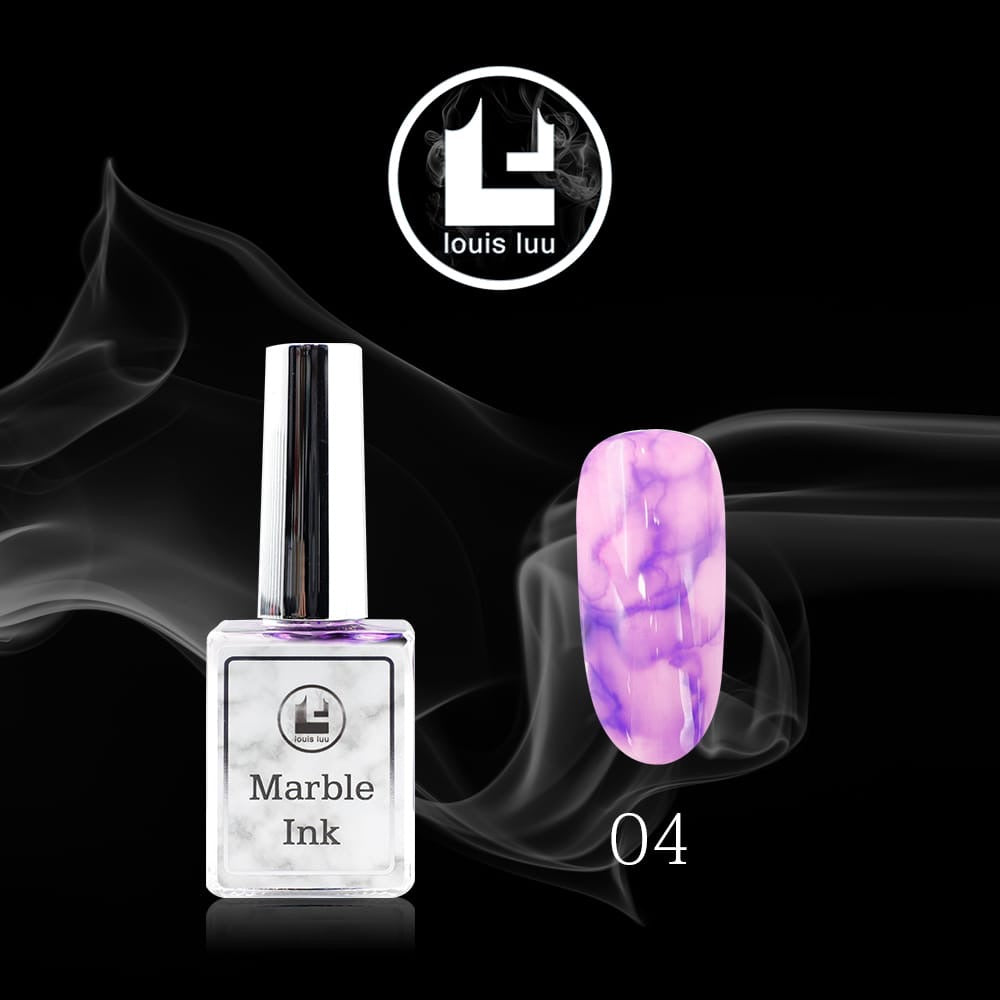 Marble Ink ( Purple)